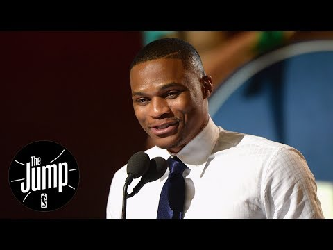 Russell Westbrook Deserved To Be 2017 NBA MVP | The Jump | ESPN