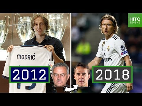 Jose Mourinho's Last 7 Real Madrid Signings: Where Are They Now? thumbnail