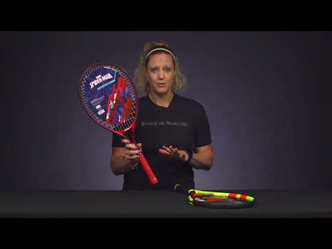 Tennis Warehouse: Learning Center: Differences In Junior Racquets