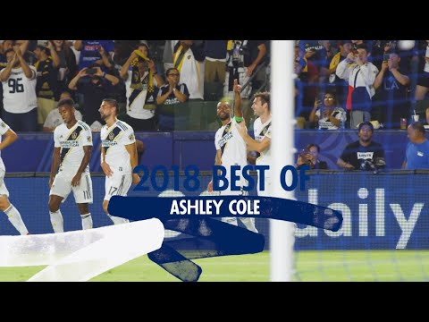 WATCH: The Best of LA Galaxy captain Ashley Cole in 2018