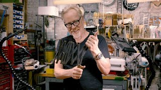 Adam Savage's Very First Shop Project