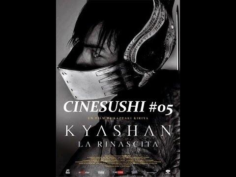 CineSushi #05 - Kyashan - La Rinascita