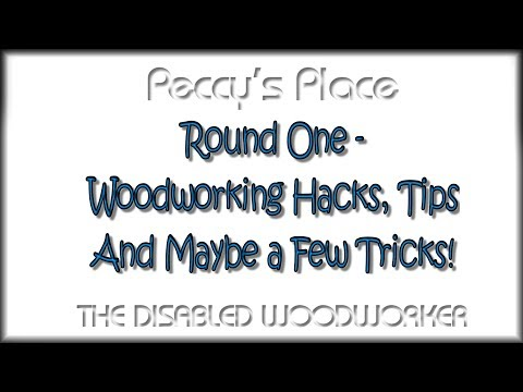 Woodworking Hacks Tricks And Tips! Episode 1