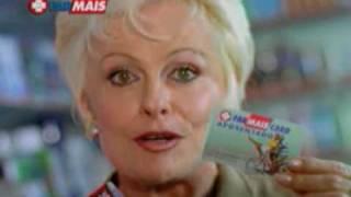 Comercial da Farmais com Ana Braga 1