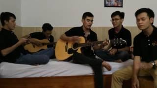 Mưa Thủy Tinh - Guitar Cover by Đá Band