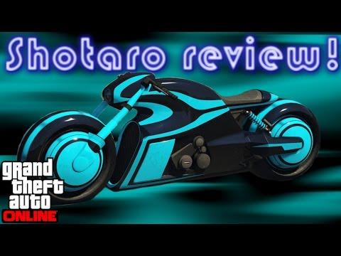 GTA online guides - Nagasaki Shotaro review