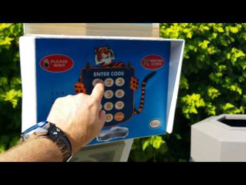 Review of the Esso Car Wash in London Ontario