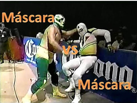 FISHMAN VS M. SAGRADA, MÁSCARA VS MÁSCARA