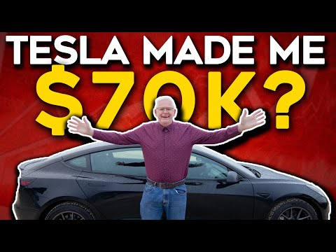 I Bought a Tesla to Earn $70,000! (Passive Income Plan)