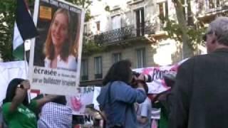 Soutenons le Rachel Corrie