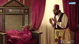 البلاتوه | شوفوا ازاي  احمد السقا  اخد دور مهم من أحمد امين و ازاي هيمثل مع اعظم كائن في الوجود