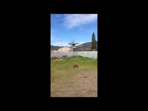 Aeriel Metal Detector Drone