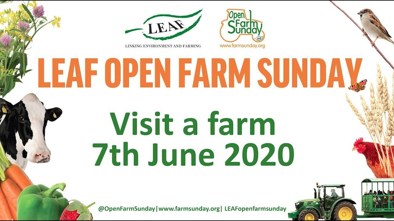 Homepage - Open Farm Sunday