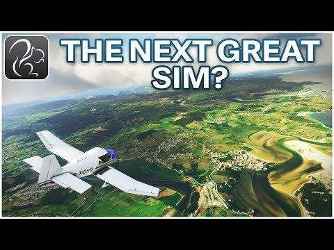 Microsoft Flight Simulator In-Depth Preview (4K)