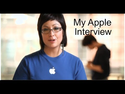 What to expect at an Apple Job Interview event 2014 - YouTube