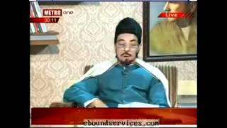 Allama Zameer Akhtar Naqvi (Mirza Dabeer Ki Barsi K Moqay per Program)