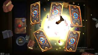 [ Hearthstone ] Opening another 25 Kobolds and Catacombs packs