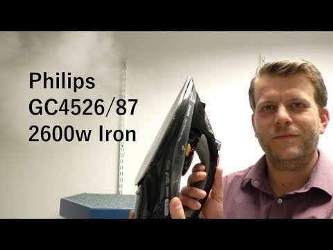 Why is the Philips GC4526 one of the best selling irons?