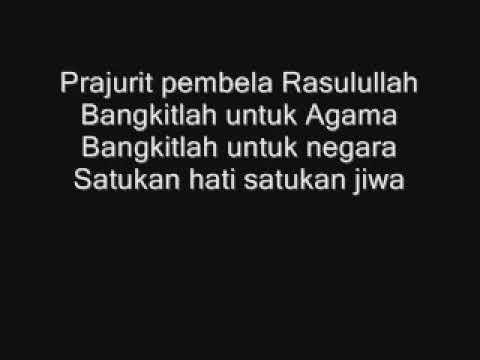 Lagu Habib Bahar Lirik Mars Pejuang Youtube