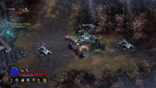 Diablo 3 - How get the Royal Calf Pet - The Darkening of Tristram PS4 and PC