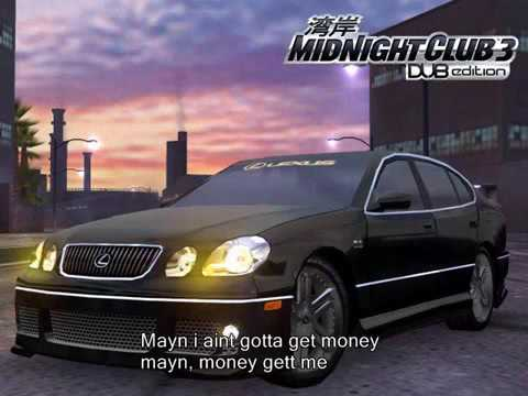Real Big Lyrics (Midnight Club 3 Soundtrack)