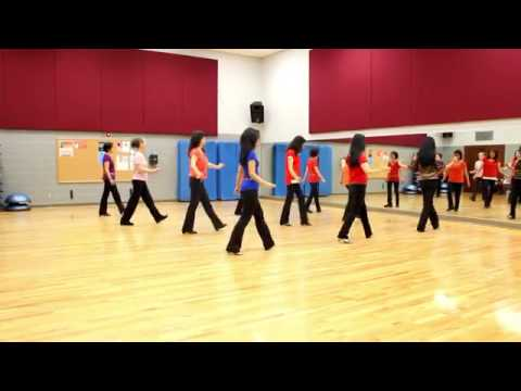 In Case You Didn't Know - Line Dance (Dance & Teach in English & 中文)
