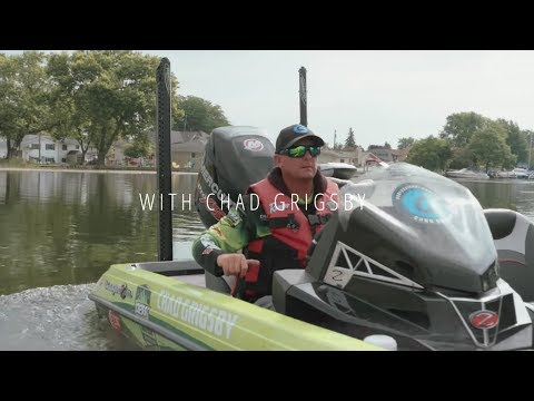 Day 5: Chad Grigsby on Lake St. Clair