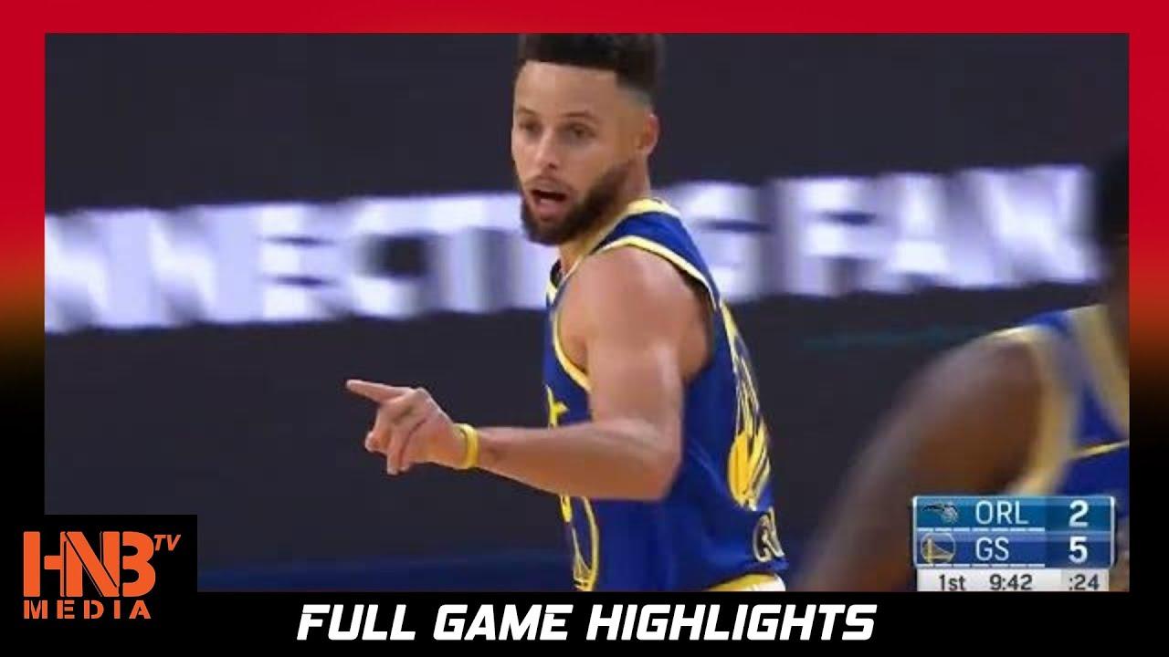 Download Orlando Magic vs GS Warriors 2.11.21 | Full Highlights