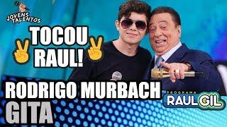 Baixar Jovem com 17 anos tem a voz idêntica à de Raul Seixas (Raul Gil)