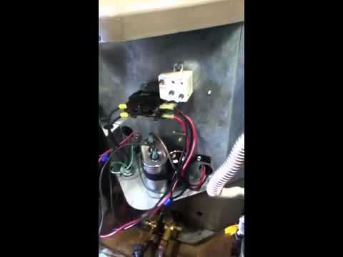 wiring an a c unit youtube rh youtube com Air Conditioner Wiring Diagrams House AC Wiring Diagram