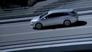 Hyundai i40 Универсал Tourer Wagon видео презентация.