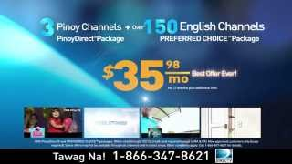DirecTV Filipino Channel, Pinoy TV, Oct to Nov 2014 Deal