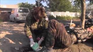 Жестокие бои за Аэропорт Донецк