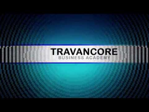 TRAVANCORE BUSINESS ACADEMY TV COMMERCIAL