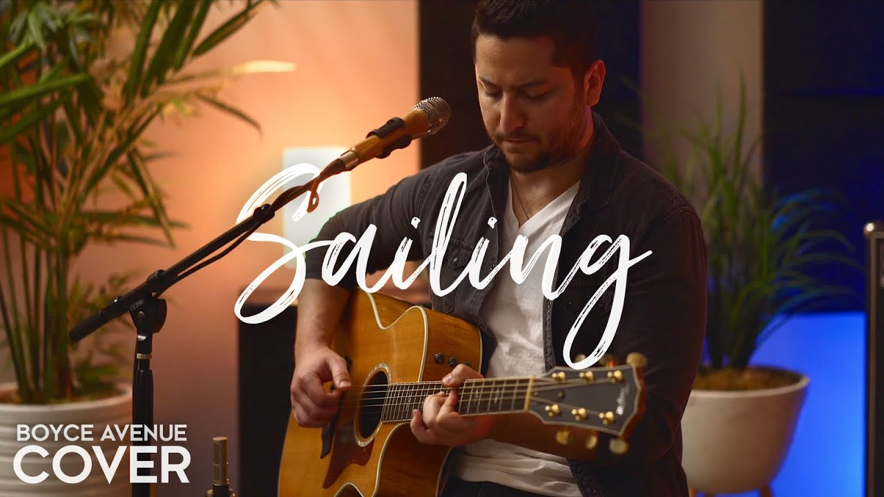 Sailing - Christopher Cross (Boyce Avenue acoustic cover) on Spotify & Apple