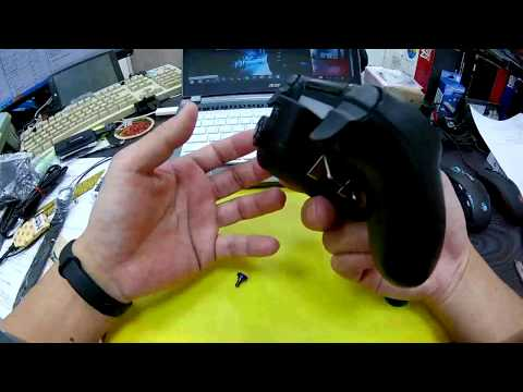 "【Brook P4 MARINE】How to assemble ""MARINE"" with PS4 controller?"