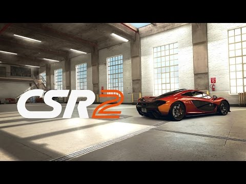 CSR Racing 2 (by Naturalmotion) - iOS/Android/Amazon - HD (Sneak Peek) Gameplay Trailer