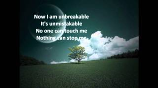 Unbreakable - Lyrics - Fireflight.
