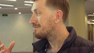 Беседа с актером театра и кино Кириллом Кяро.