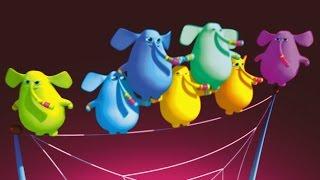 Un Elefante se Balanceaba - Rondas y Clásicos Infantiles 1 thumbnail