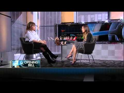 Maria Bartiromo Goes OneOnOne With Sarah Jessica Parker