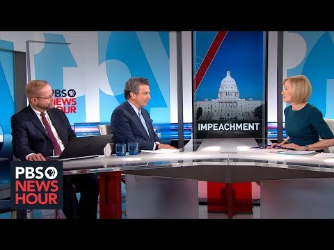 2 impeachment experts analyze the House Judiciary Committee's case against Trump