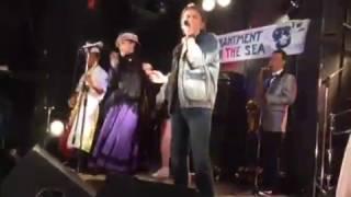 2016年11月12日に吉祥寺のRJGBで行われた、「バック・トゥ・ザ・フュー...