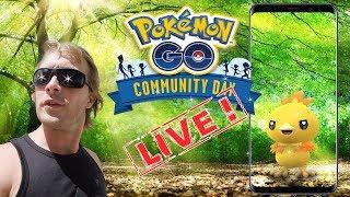 🔴 COMMUNITY DAY POUSSIFEU EN DIRECT DE GUADELOUPE !!! - LIVE SHASSE POKEMON GO
