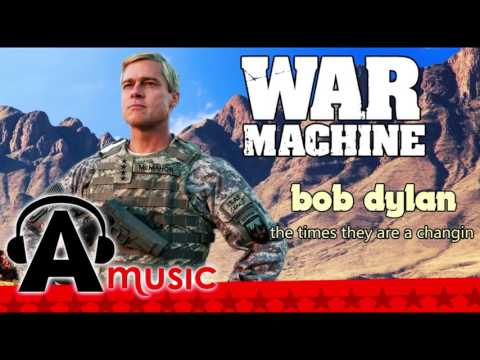 WAR MACHINE Official Trailer # 2 Song