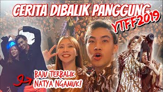 Things u don't know behind #YTFF performance! NATYA SAMPE NGAMUK! | Step by Step ID