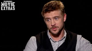 Logan (2017) Boyd Holbrook talks about his experience making the movie