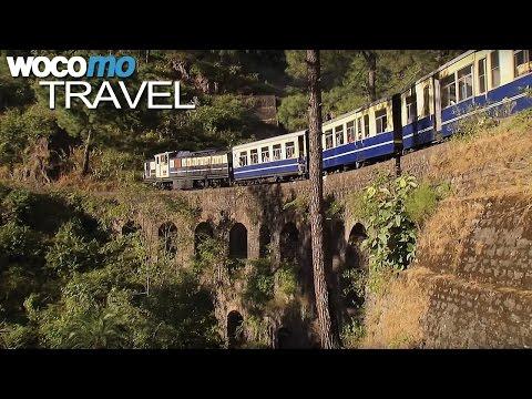 Le chemin de fer de Kalka à Shimla (Documentaire en HD) | L'Inde par les petits trains – Partie I