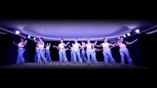 TELEPHONE ZOGHAYAR (BEGINNERS BATCH) - BANJARA SCHOOL OF DANCE - JASHN-E-BANJARA