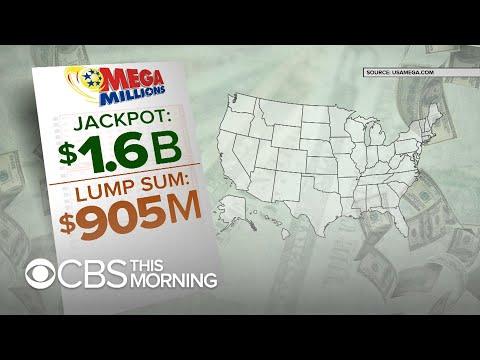 $1.6 billion Mega Millions jackpot largest in history